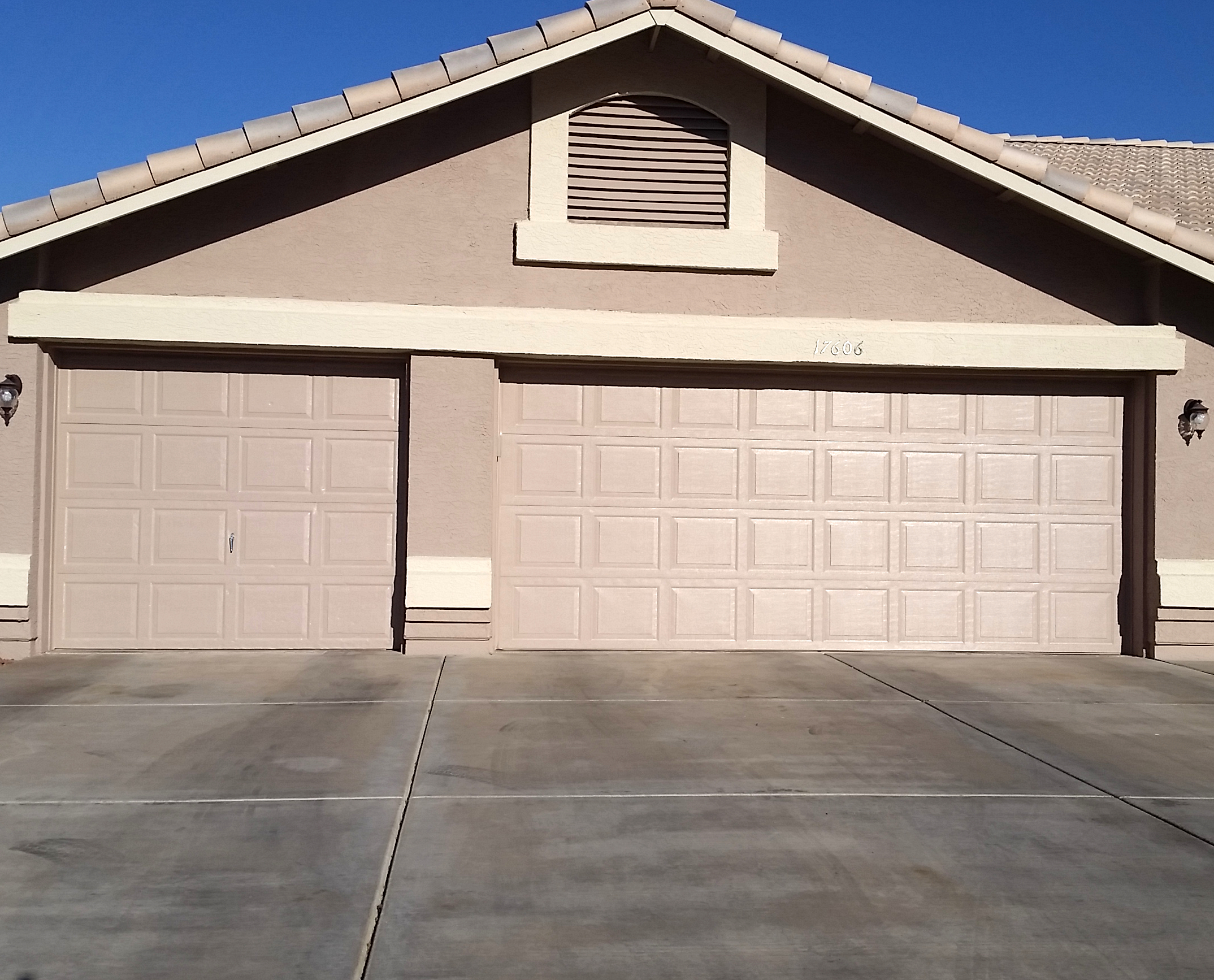 res gallery phoenix door project mcdaniel hormann service garage doors